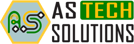 AS Tech Solutions Logo