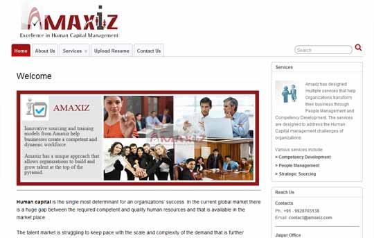 Amaxiz Consultancy