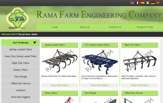 Rama Farm Engineering