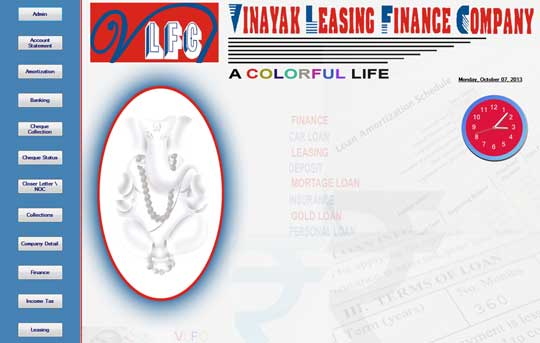 Vinayak Leasing Finance